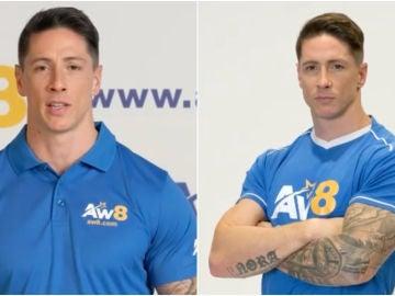El cambio físico de Fernando Torres