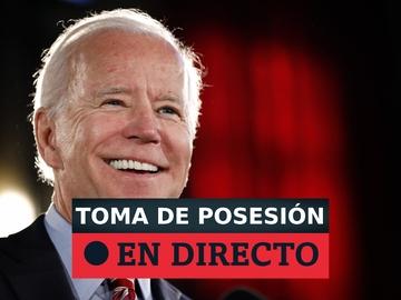 Joe Biden | Última hora de la toma de posesión como presidente de los EEUU y de Donald Trump, en directo