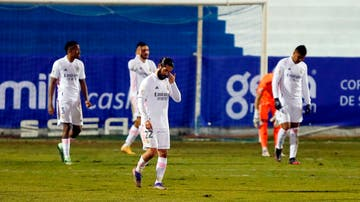El Real Madrid cae ante el Alcoyano en la Copa del Rey