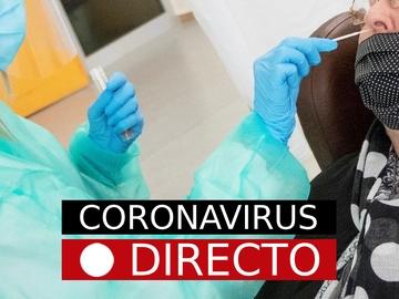 COVID-19, hoy | Medidas por el Coronavirus en España, noticias y restricciones, en directo