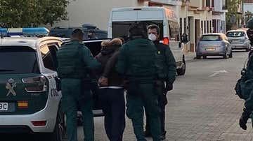 Agentes de la Guardia Civil en una operación antidroga