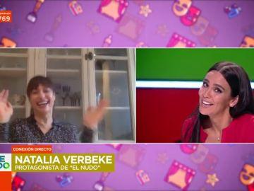 La confesión de Natalia Verbeke a Cristina Pedroche sobre su experiencia en el restaurante de Dabiz Muñoz