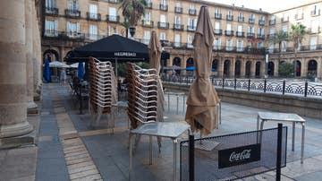 Bilbao se cierra perimetralmente y clausura hostelería desde este viernes