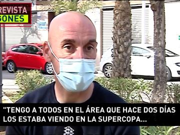 """Jose Juan, héroe del Alcoyano contra el Madrid: """"El partido de ayer se lo enseñaré a mis nietos"""""""