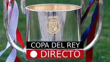 Copa del Rey, hoy | Sorteo de octavos de final: Cruces y emparejamientos, en directo