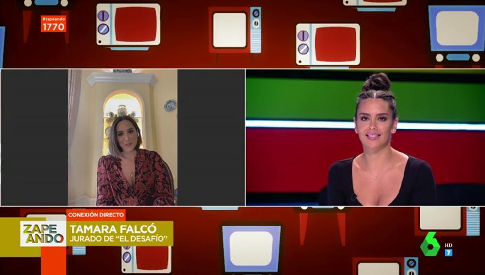 Tamara Falcó y Cristina Pedroche