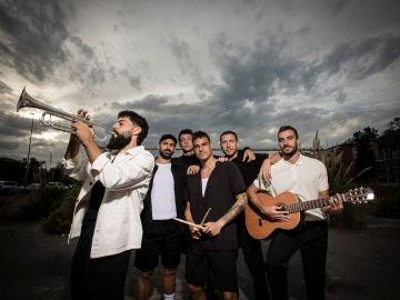 Orsai, grupo de rock de los jugadores del Athletic