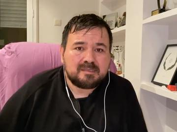 El alcalde de La Roda, Juan Ramón Amores
