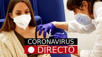COVID-19 en España, hoy | Medidas por el coronavirus, confinamientos y última hora, en directo