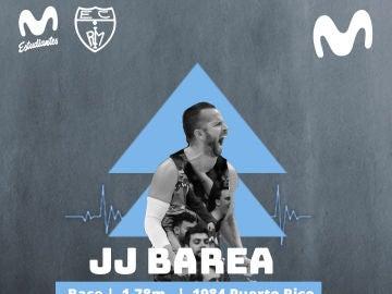 JJ Barea llega a Estudiantes