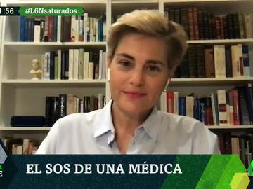 """Medina, sanitaria: """"La capilla del Hospital de Elche es ahora un retén de féretros"""""""