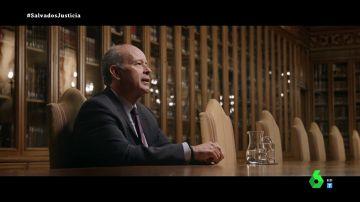 """El ministro de Justicia asegura que los jueces y fiscales """"nunca reciben presiones"""": """"En España la justicia es rabiosamente independiente"""""""