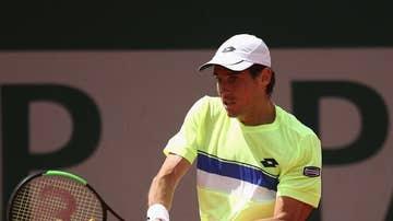 Guido Pella, en una imagen de archivo