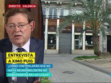 Ximo Puig en El Objetivo