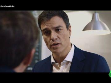 """Cuando Sánchez afirmó que no estaba de acuerdo con que """"los partidos decidieran el Consejo General del Poder Judicial"""""""