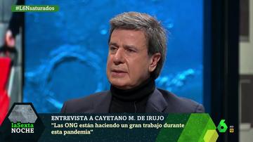 """Martínez de Irujo cree que no es momento para subir el salario mínimo por la pandemia: """"El comunismo ha fracasado, tenemos que ayudar a la sociedad e otra manera"""""""
