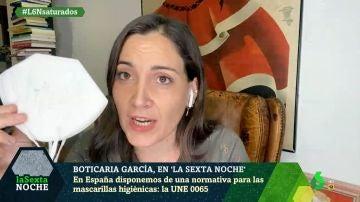 Boticaria García, en laSexta Noche