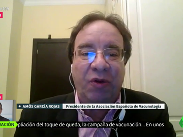 """La advertencia del experto en vacunología Amós García: """"O nos ponemos las pilas o tardaremos más de lo previsto"""""""