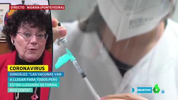 """La advertencia de la inmunóloga África González: """"Vamos a tener una Semana Santa muy complicada"""""""