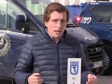 Almeida, alcalde de Madrid