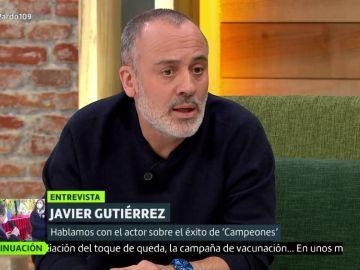 Javier Gutiérrez, en Liarla Pardo