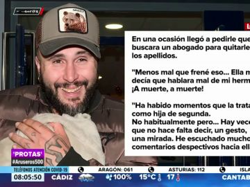 """Kiko Rivera vuelve a arremeter contra Isabel Pantoja: """"Mi madre pedía que fuera a la televisión a hablar mal de mi hermana"""""""