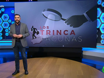 """Los 'trincavacunas', la nueva especie que se extiende por España: """"Son como la avispa asiática pero solo se pinchan a sí mismos"""""""