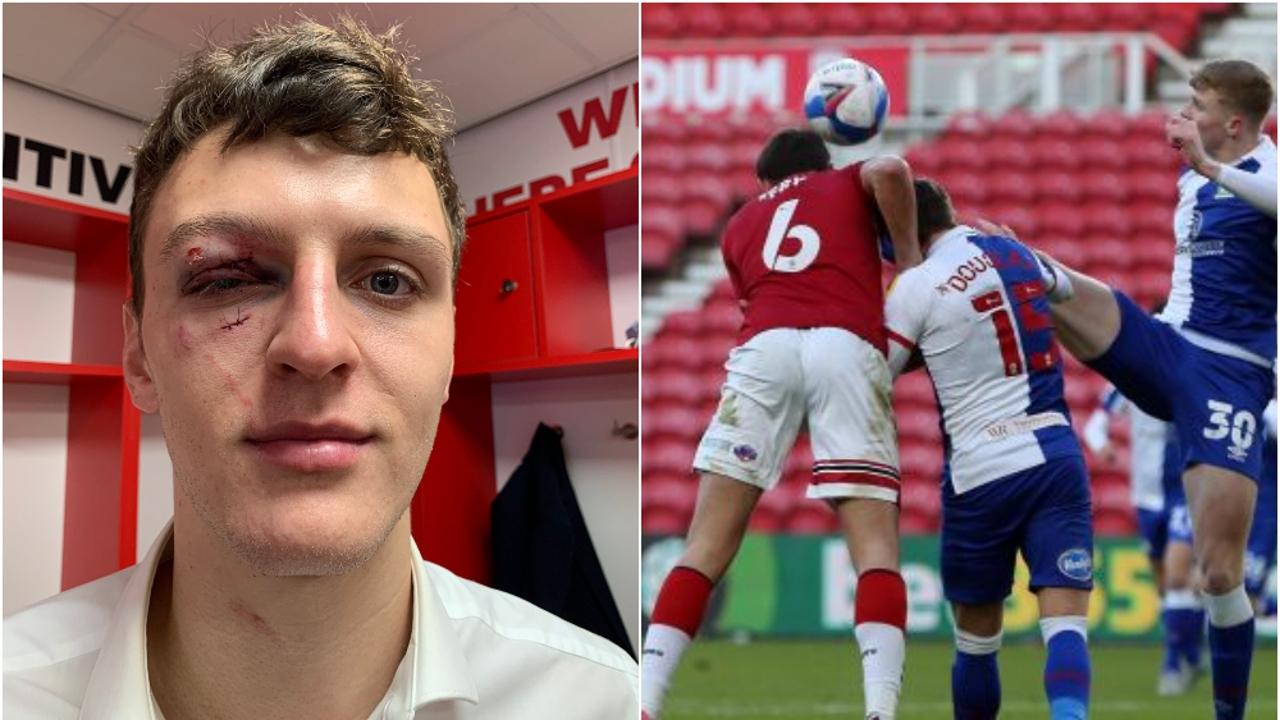 Dael Fry, jugador del Middlesbrough