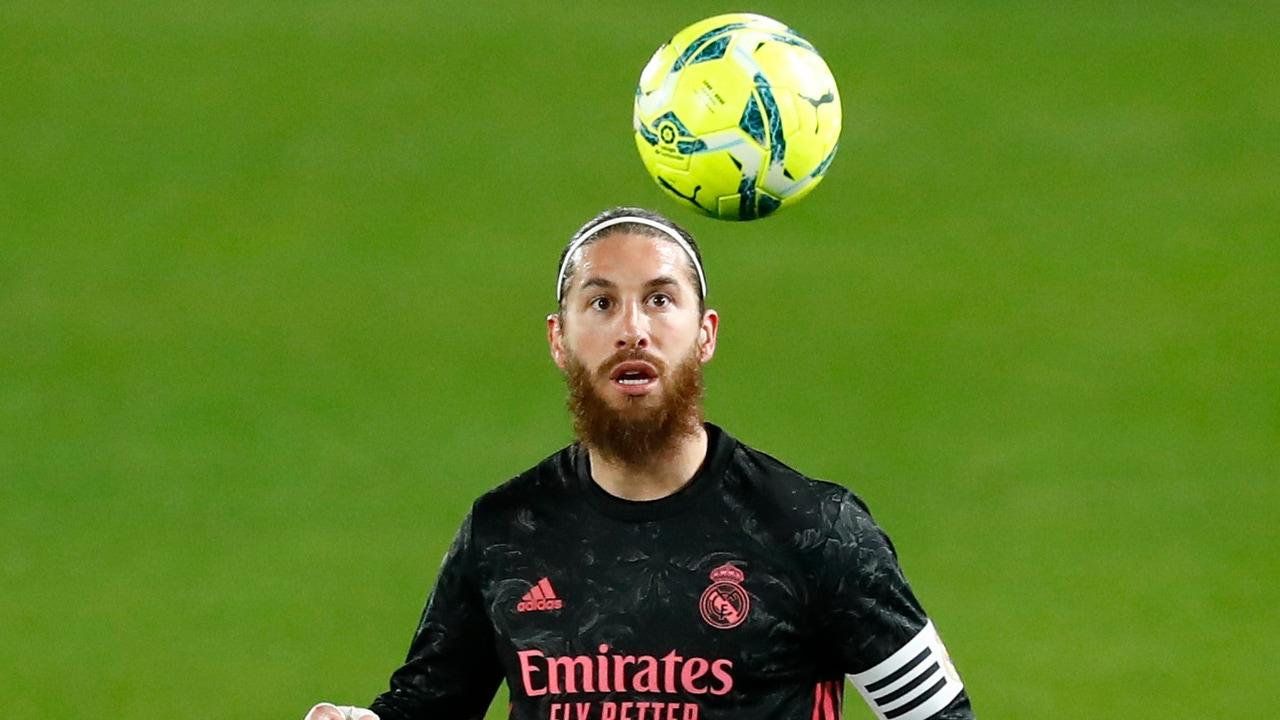 El central del Real Madrid, Sergio Ramos, en una foto de archivo