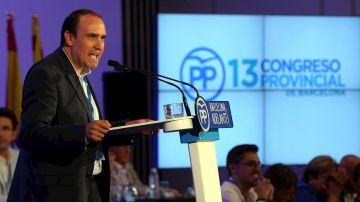Daniel Serrano, exsecretario del PP de Cataluña