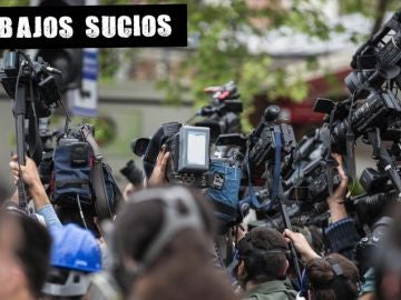 Multitud de periodistas