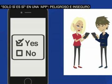 Polémica por la creación de una app en Dinamarca para dar consentimiento a relaciones sexuales: ¿a quién beneficia?
