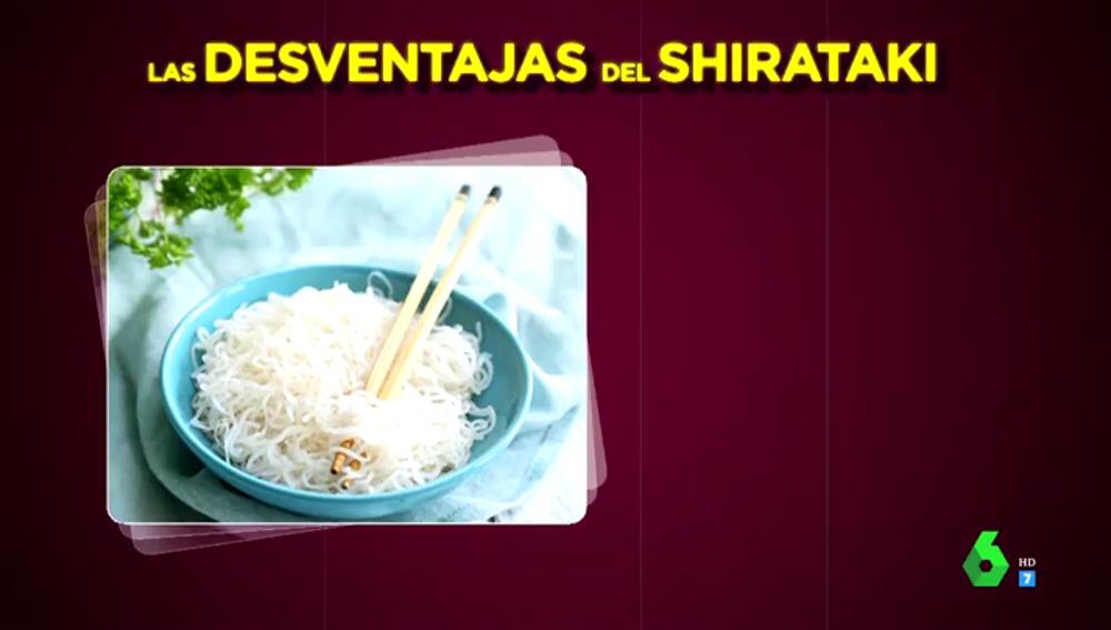 ¿Es verdad que los shirataki ayudan a adelgazar? Boticaria García te explica cómo comerlos para que no sean un riesgo