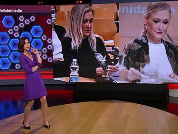 La tajante pregunta de Cristina Gallego a Cifuentes tras recordar su contradictoria hemeroteca