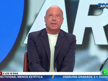 """Alfonso Arús responde a """"los políticos"""" que critican los encuentros en Navidad: """"Las familias cenamos como nos dijeron, ¿y ahora qué?"""""""