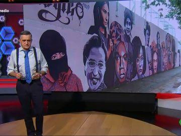 """La respuesta de Wyoming a Almeida tras comparar un mural feminista con pintadas de ETA: """"El PP vuelve a plegarse a Vox"""""""