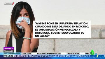 """Isa Pantoja carga contra Kiko Rivera: """"Me pone en una situación dura, me deja en ridículo"""""""