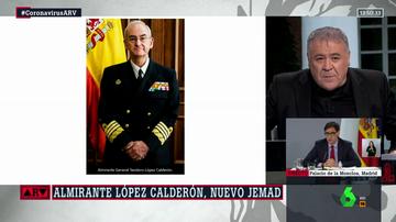 Teodoro López Calderón, nuevo JEMAD tras la dimisión de Villarroya por vacunarse antes de tiempo