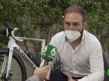 """Habla el ciclista agredido en Gran Canaria: """"El conductor hizo un adelantamiento peligroso y casi tira a mi compañero"""""""