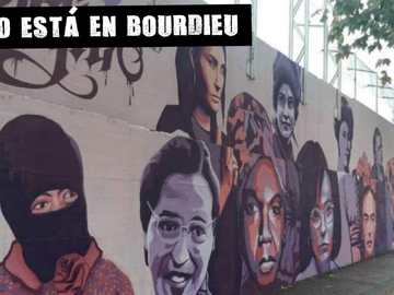 El mural feminista que va a borrar el Ayuntamiento de Madrid