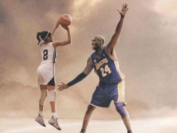 Gianna y Kobe