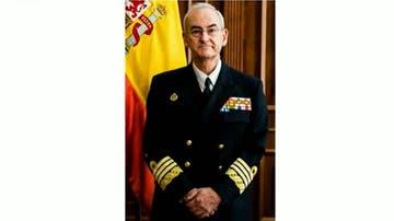 El almirante López Calderón, nuevo Jefe del Estado Mayor de la Defensa