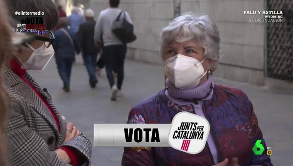 'Lo vota, no lo vota'