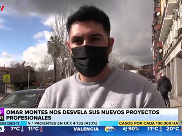 Omar Montes desvela cuáles son sus nuevos proyectos profesionales