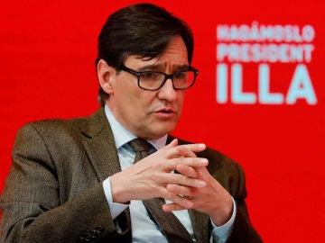 Elecciones Cataluña 2021: El candidato del PSC, Salvador Illa