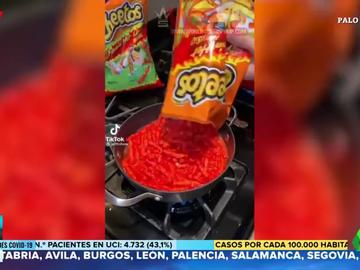 La sorprendente receta de pasta con salsa de cheetos que no te resultará apetecible