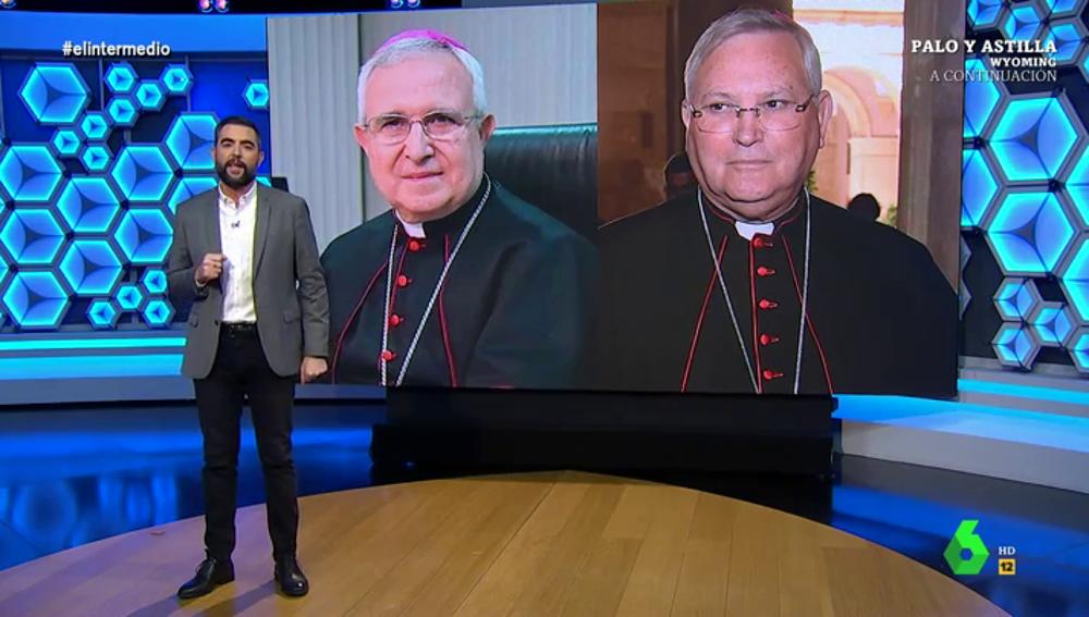 """La rotunda respuesta de Dani Mateo a los obispos """"trincavacunas"""" que ahora quieren renunciar a la segunda dosis"""