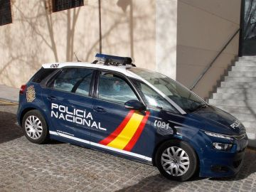 Imagen de un coche patrulla de la Policía Municipal