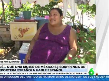 """La reacción de una mujer mexicana al descubrir que en España se habla español: """"Pensé que hablabais como los canadienses"""""""