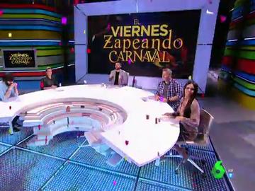 """Dani Mateo desvela la sorpresa del especial de carnaval de Zapeando: """"Se reencontrarán dos personas que no se hablan"""""""